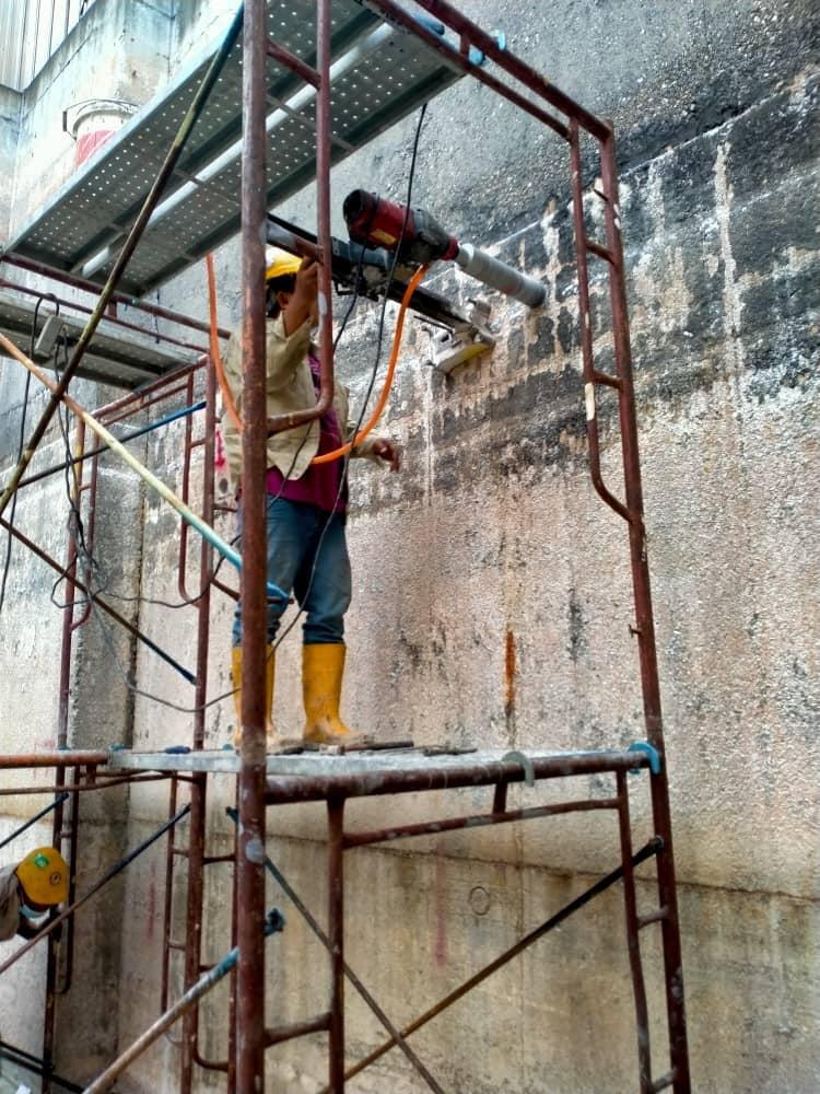 Sinctlab-We Care About Concrete-Home
