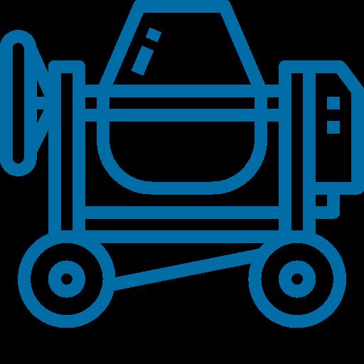 Sinctlab-We Care About Concrete- concrete mixer icon