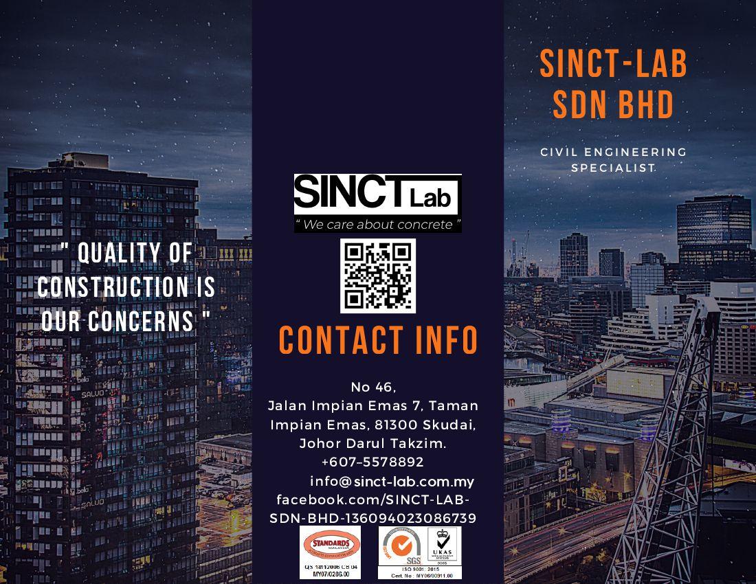 Sinctlab-We Care About Concrete-BROCHURE 1
