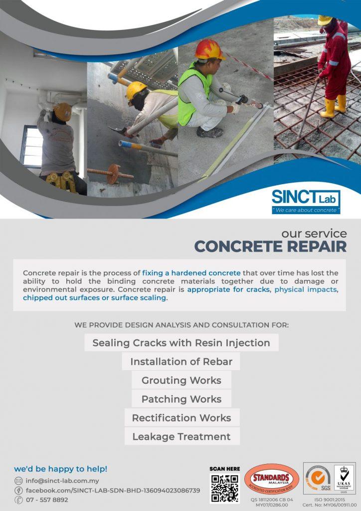 Sinctlab-We Care About Concrete- Poster 3