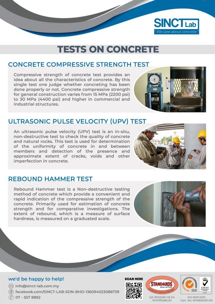 Sinctlab-We Care About Concrete - Poster 5